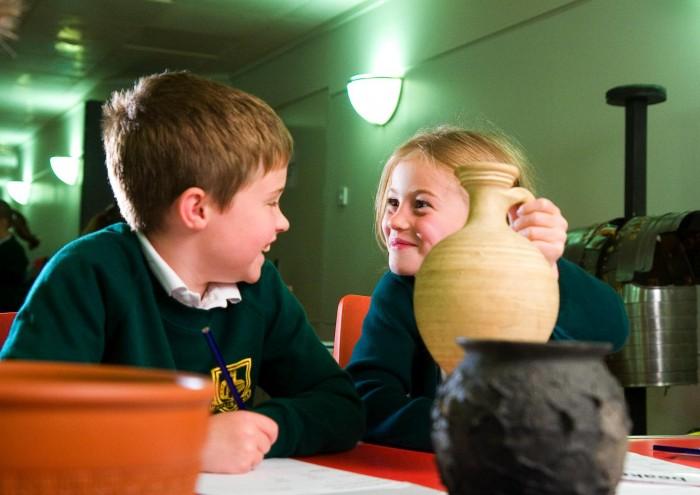 Hands on Roman Evidence