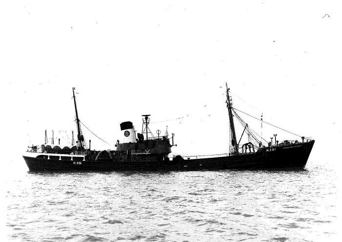Triple Trawler Disaster
