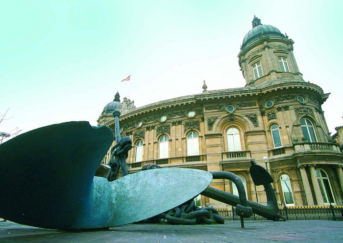 MARITIME MUSEUM IN HULL.  PICTURE BY TIM SMITH.